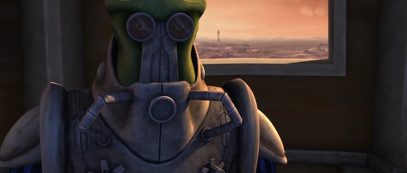 Wat Tambor during The Clone Wars