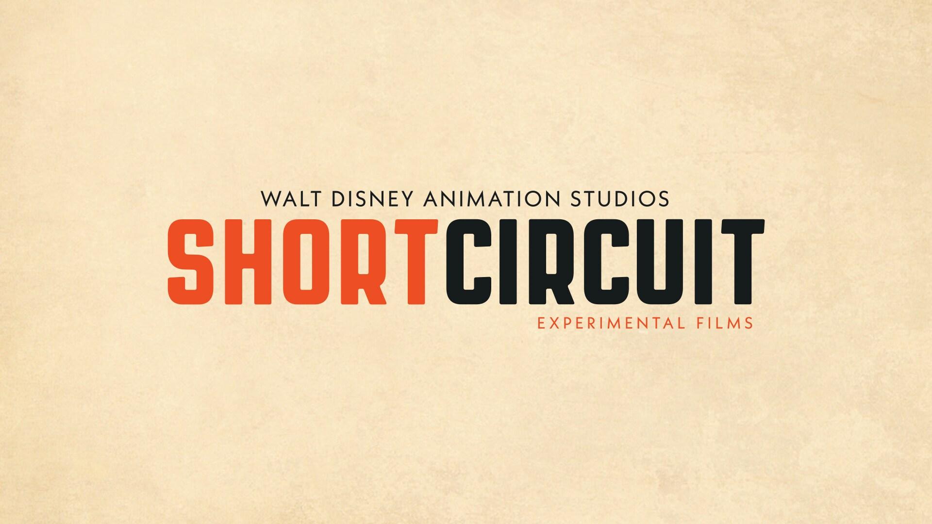 Short Circuit Logo - Orange