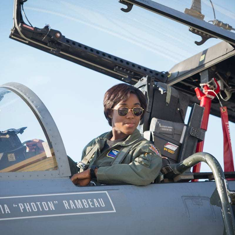 Meet Lashana Lynch, Who Plays Captain Marvel's BFF Maria Rambeau