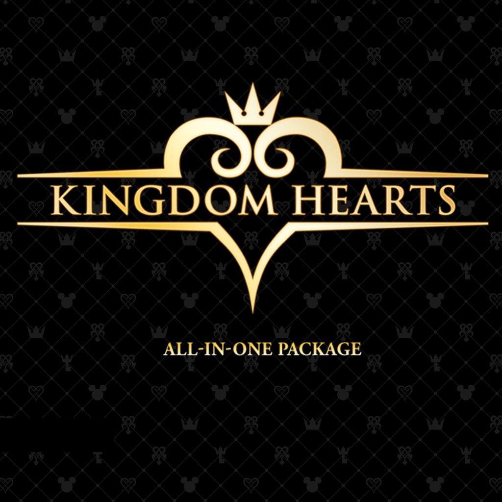 Kingdom Hearts: All in One Package