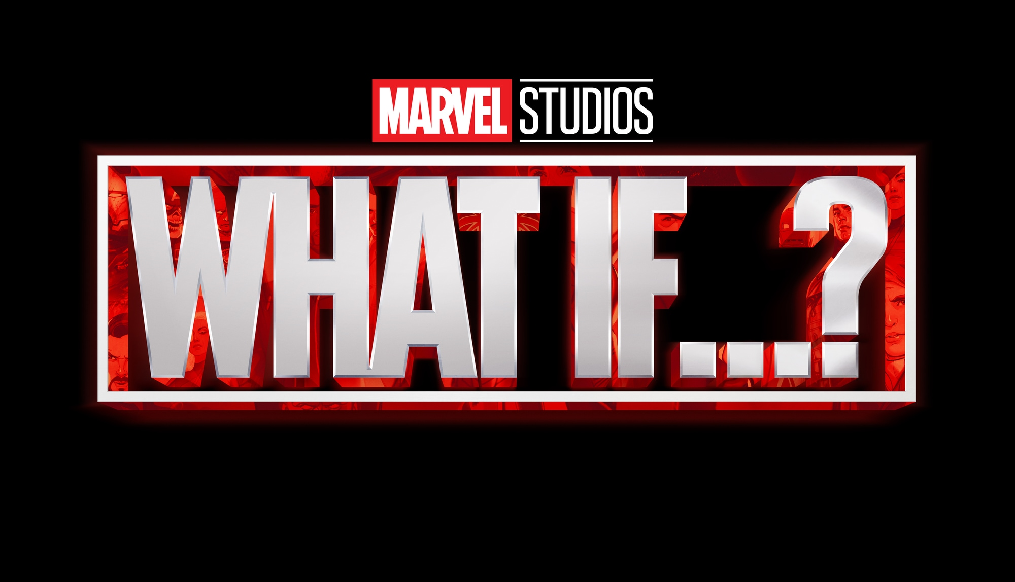 what if title logo