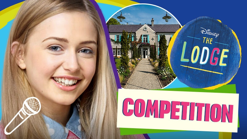Disney Channel's The Lodge Competition