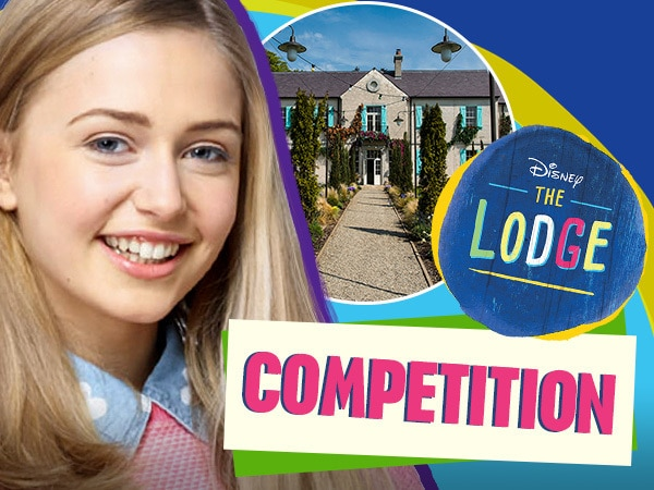 Win an amazing trip to The Lodge!