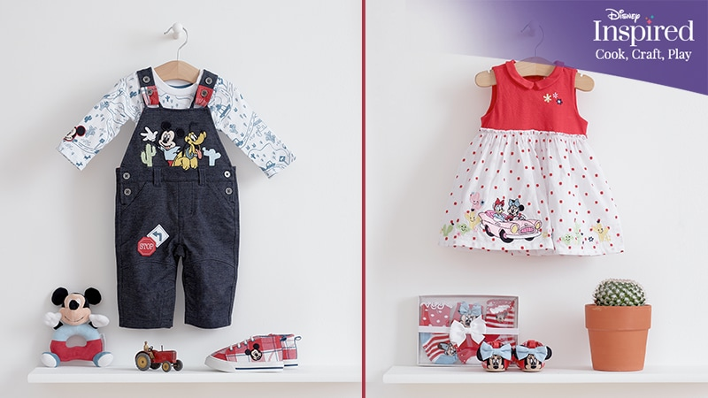 The New Disney Baby Collection is Here!