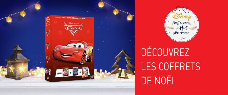 Coffret Cars (wide promo)