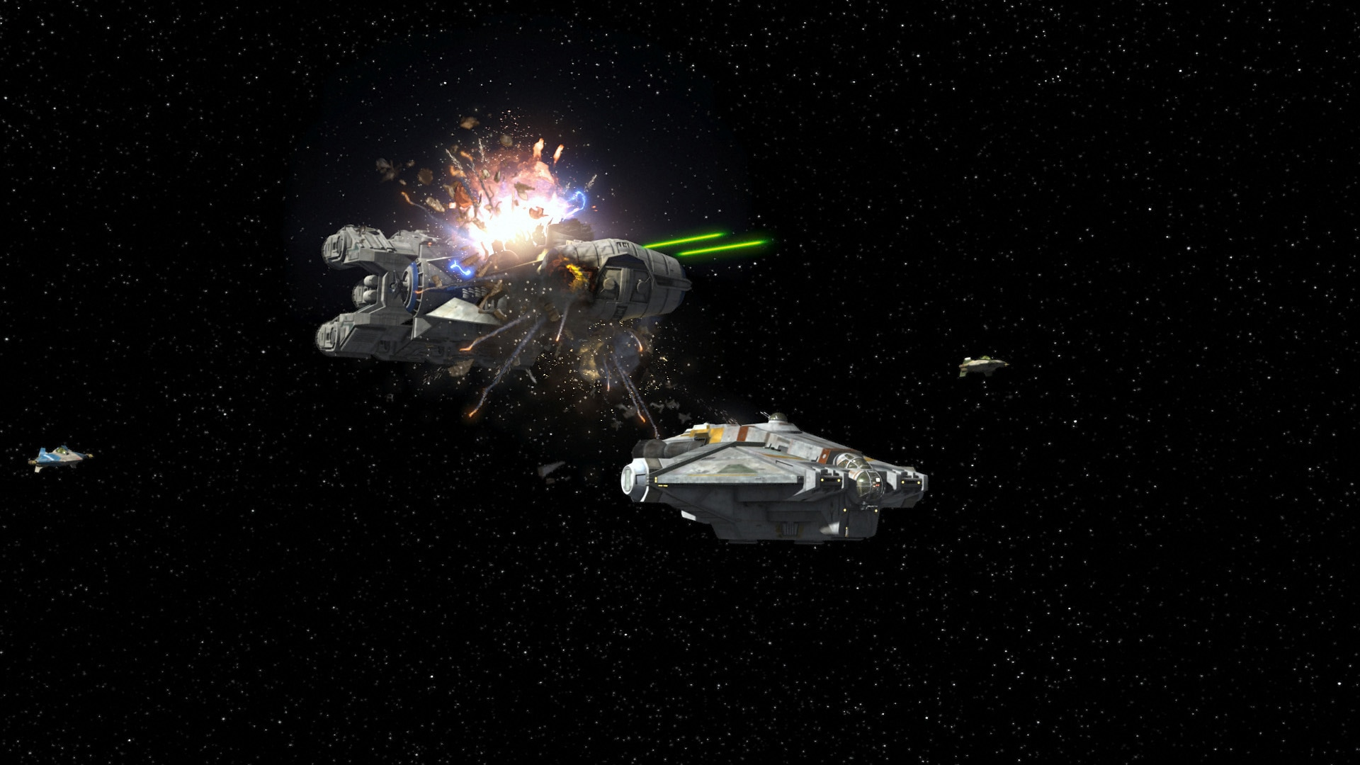 Wings of the Master Episode Gallery | StarWars com