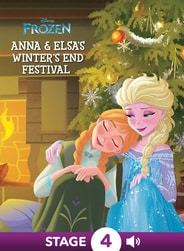 Frozen: Anna & Elsa's Winter's End Festival