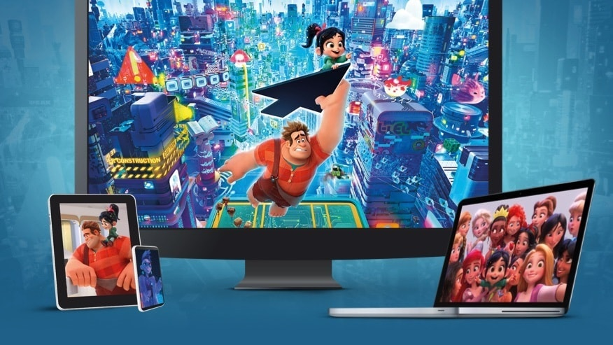 Ralph Breaks the Internet | Available to Download & Keep