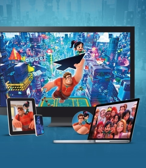 Ralph Breaks The Internet | Verkrijgbaar op DVD, Blu-Ray en als digitale download