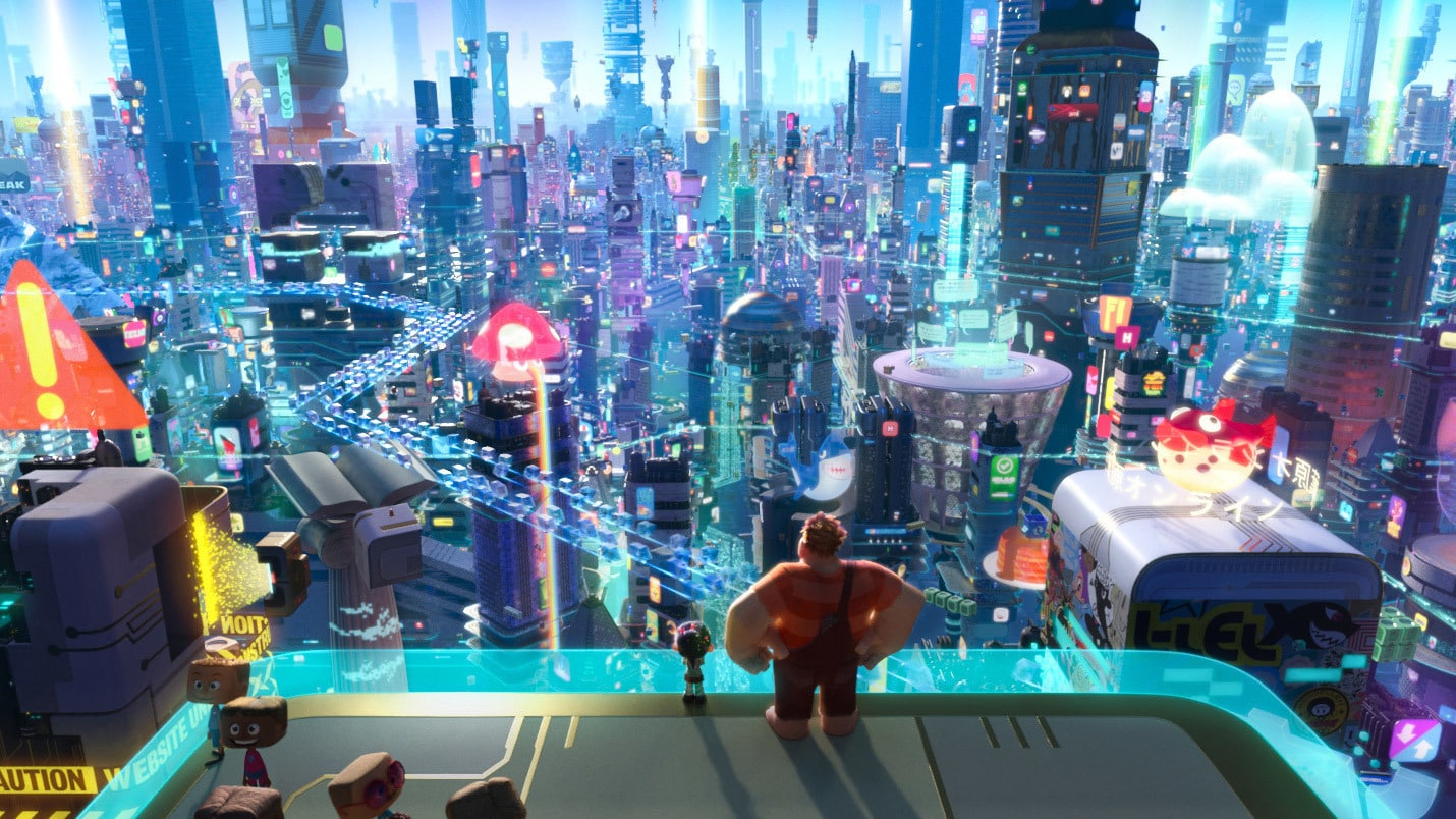 Ralph Breaks the Internet showcase image 1