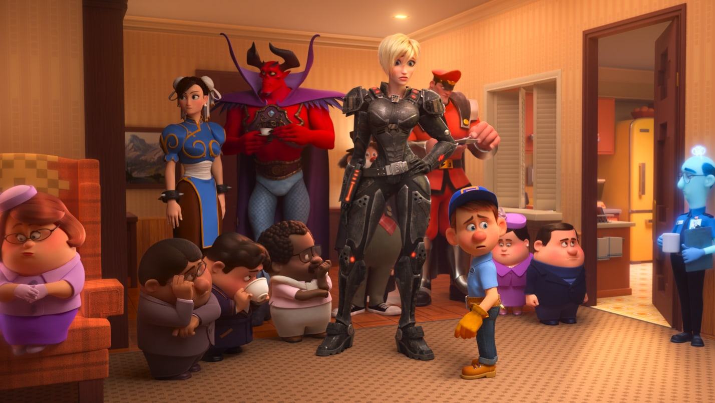 Ralph Breaks the Internet showcase image 6