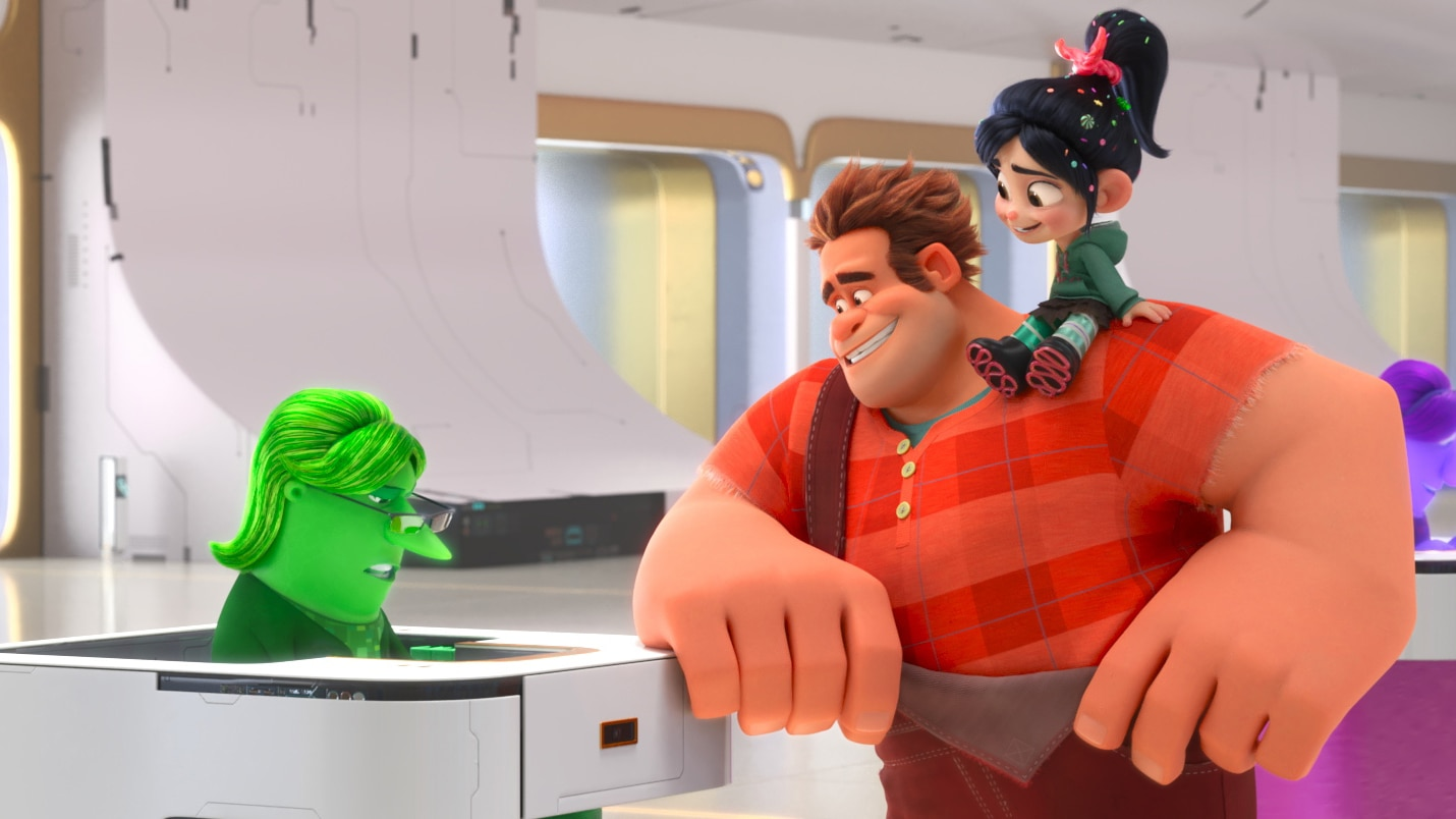 Ralph Breaks the Internet showcase image 7