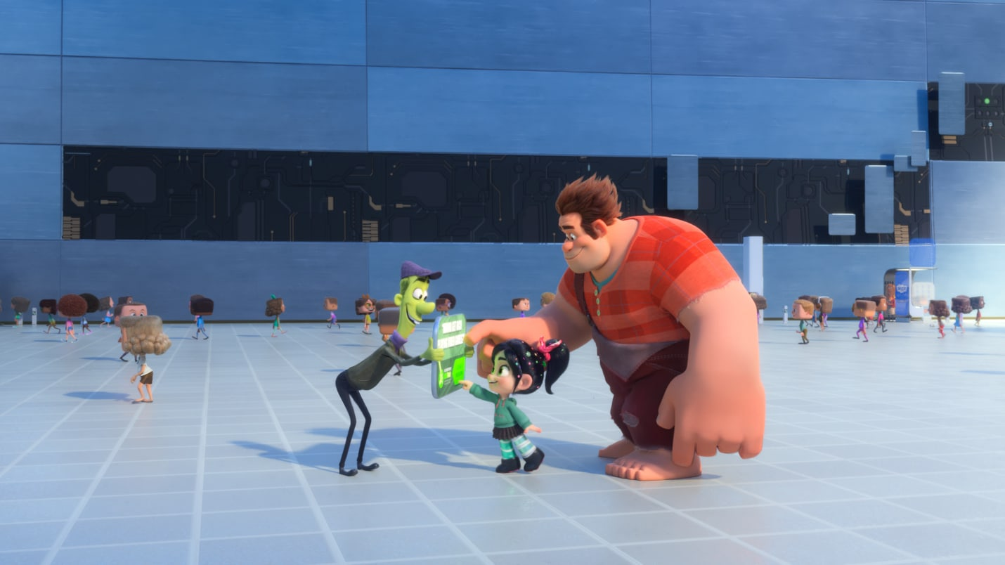 Ralph Breaks the Internet showcase image 8