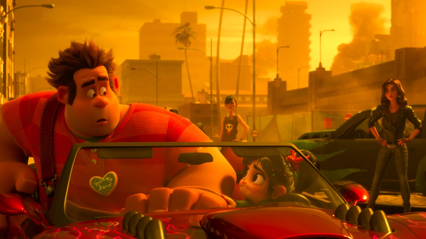 Ralph Breaks the Internet showcase image 9