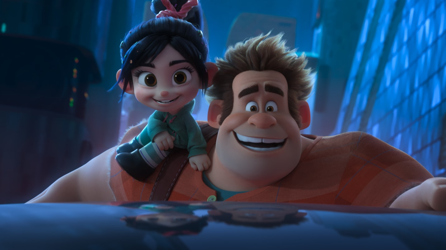 Ralph Breaks the Internet showcase image 11