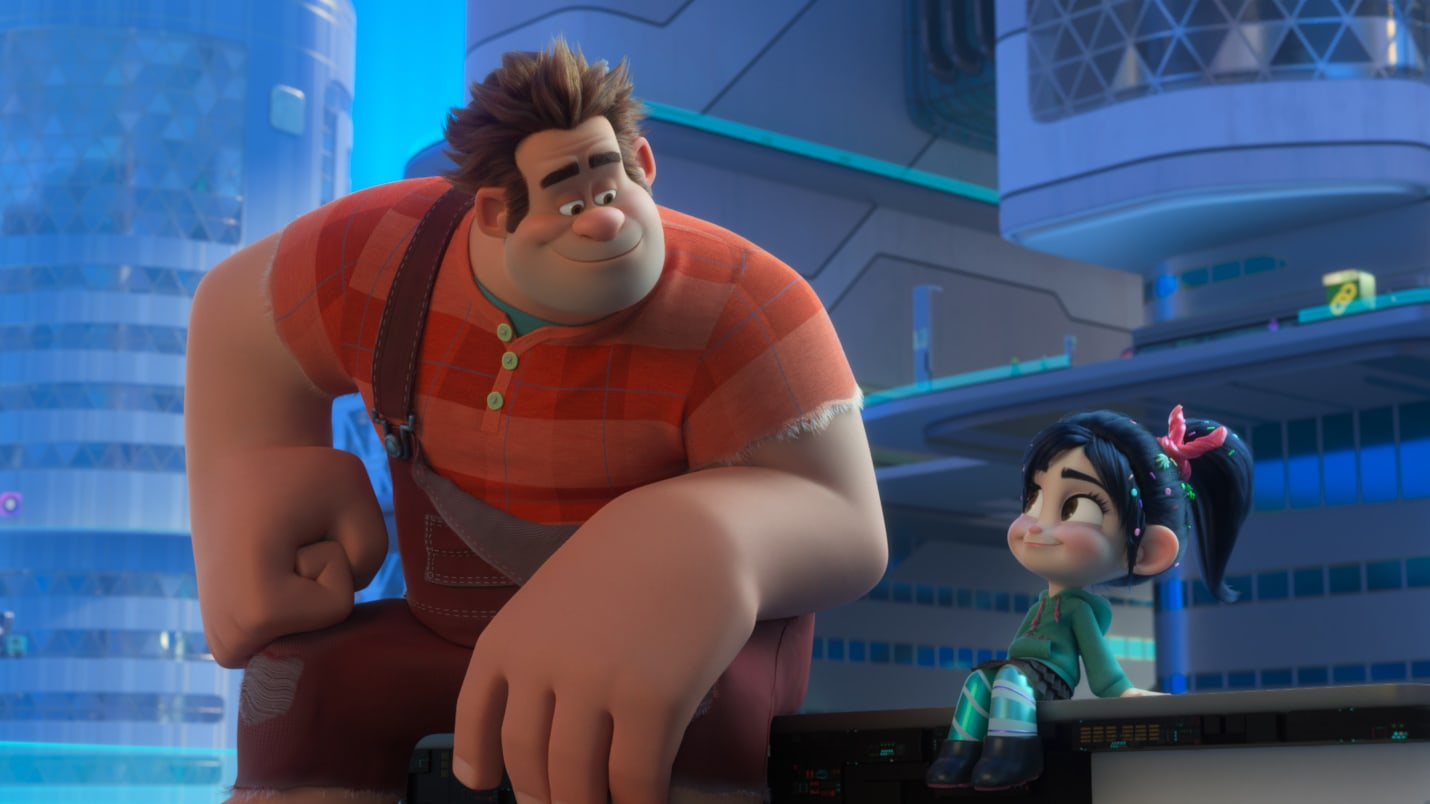Ralph Breaks the Internet showcase image 12