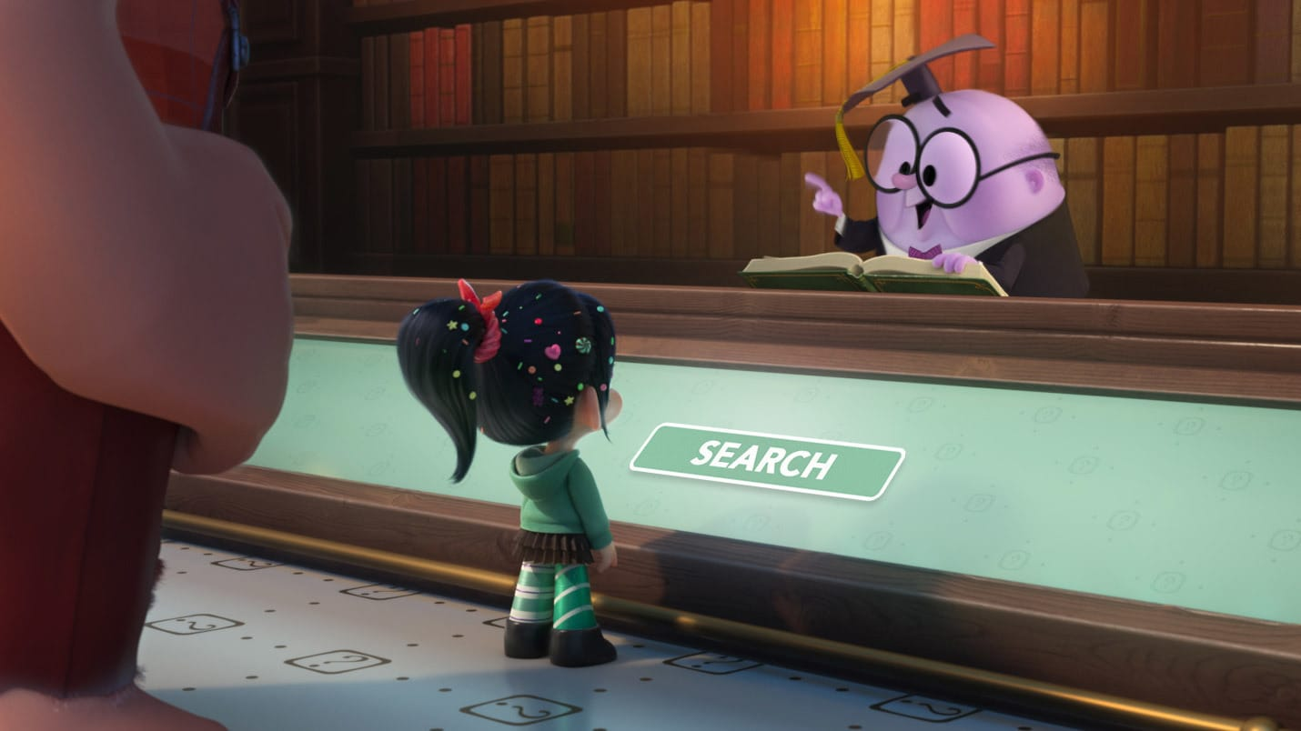Ralph Breaks the Internet showcase image 2
