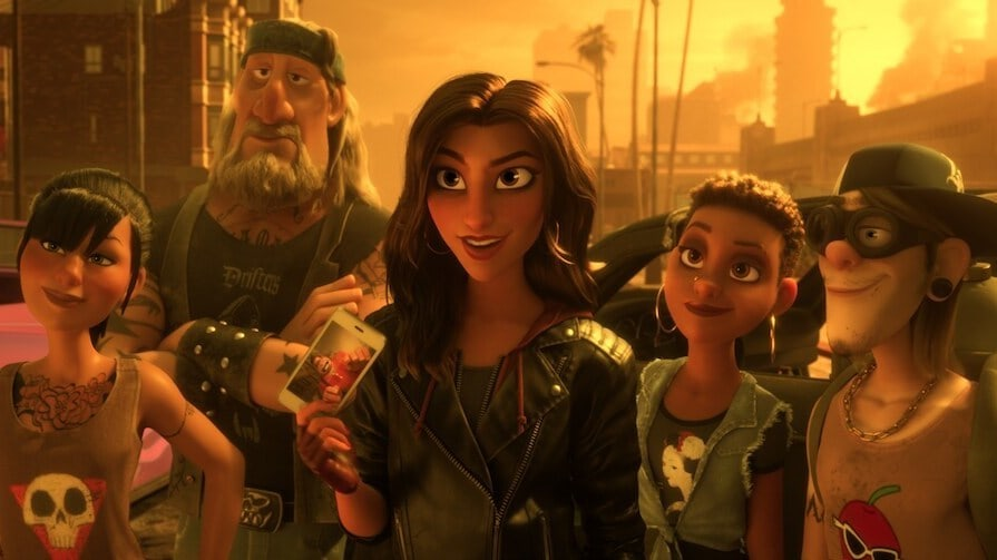 Meet New Characters From Ralph Breaks The Internet In The Latest Trailer Disney News