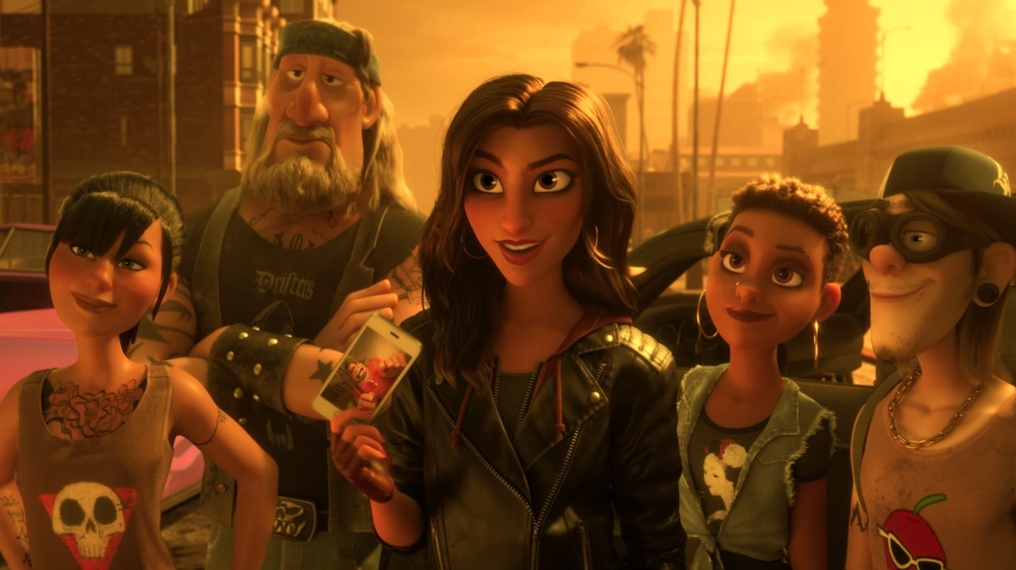 Ralph Breaks the Internet showcase image 14
