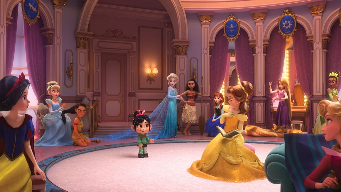 Ralph Breaks the Internet showcase image 15