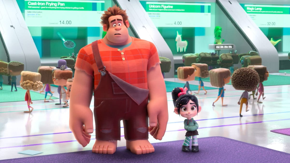 Ralph Breaks the Internet : Wreck It Ralph 2 Trailer