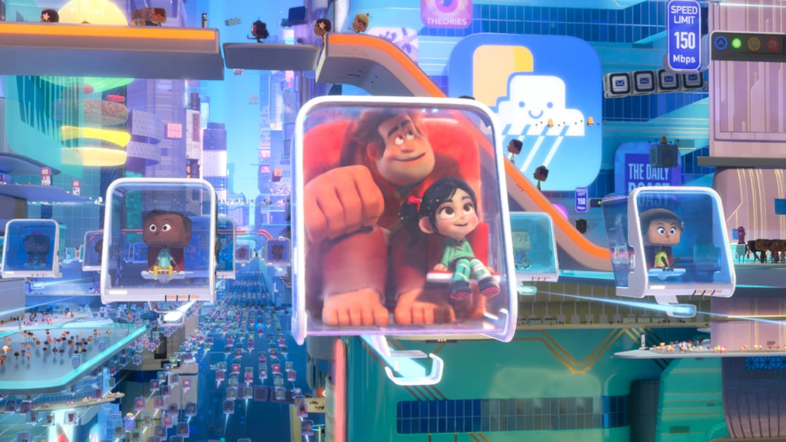 Ralph Breaks the Internet showcase image 5