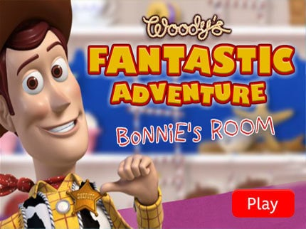 Woody's Fantastic Adventure