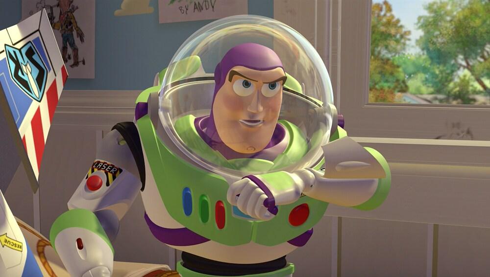 "Buzz Lightyear from ""Toy Story"""