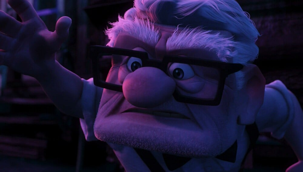 """Carl from """"Up"""""""