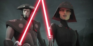 "Star Wars Rebels: ""Wrath of the Inquisitors"""