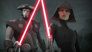 """Star Wars Rebels: """"Wrath of the Inquisitors"""""""