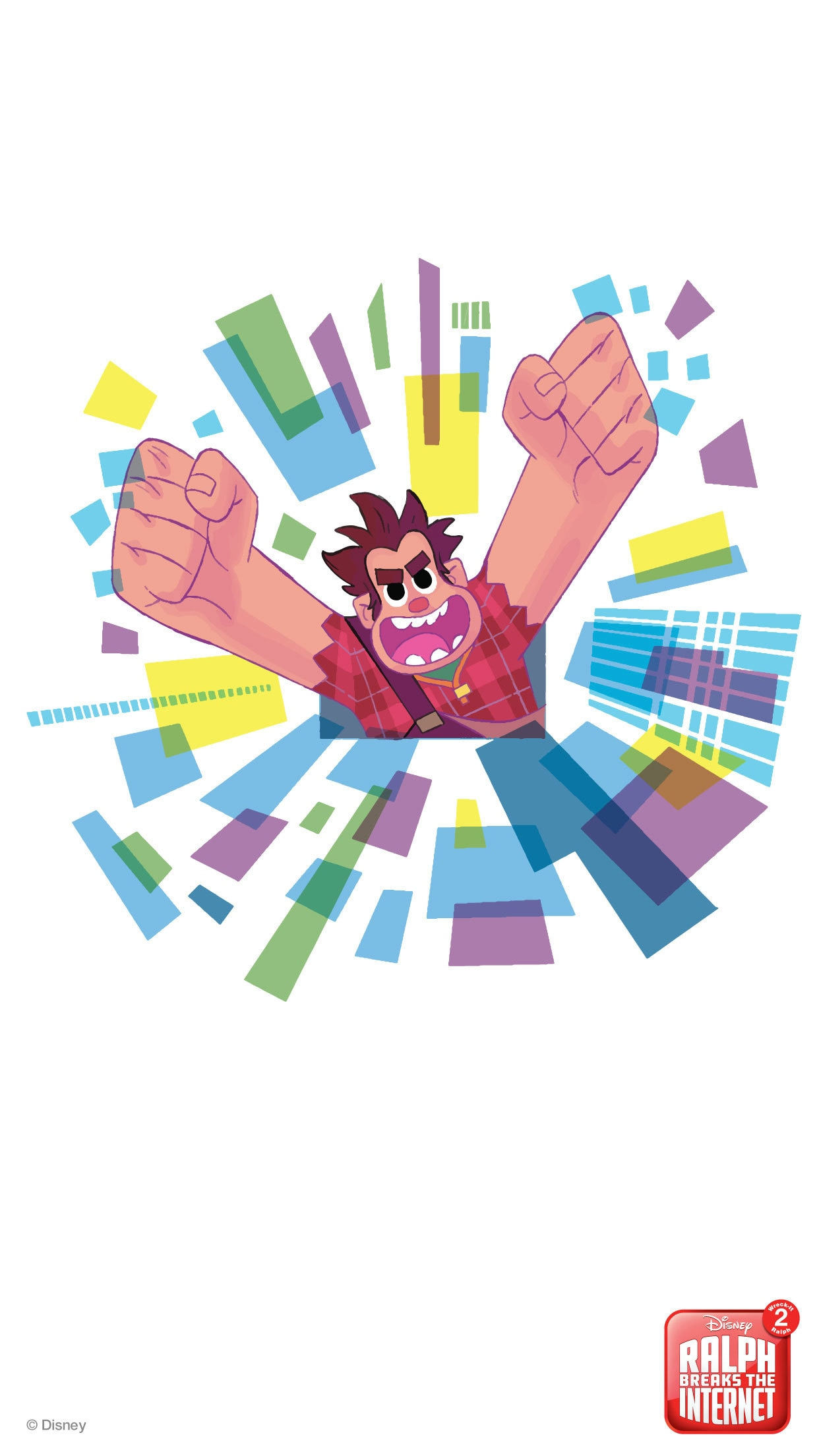 Mobile Wallpaper Ralph Breaks The Internet