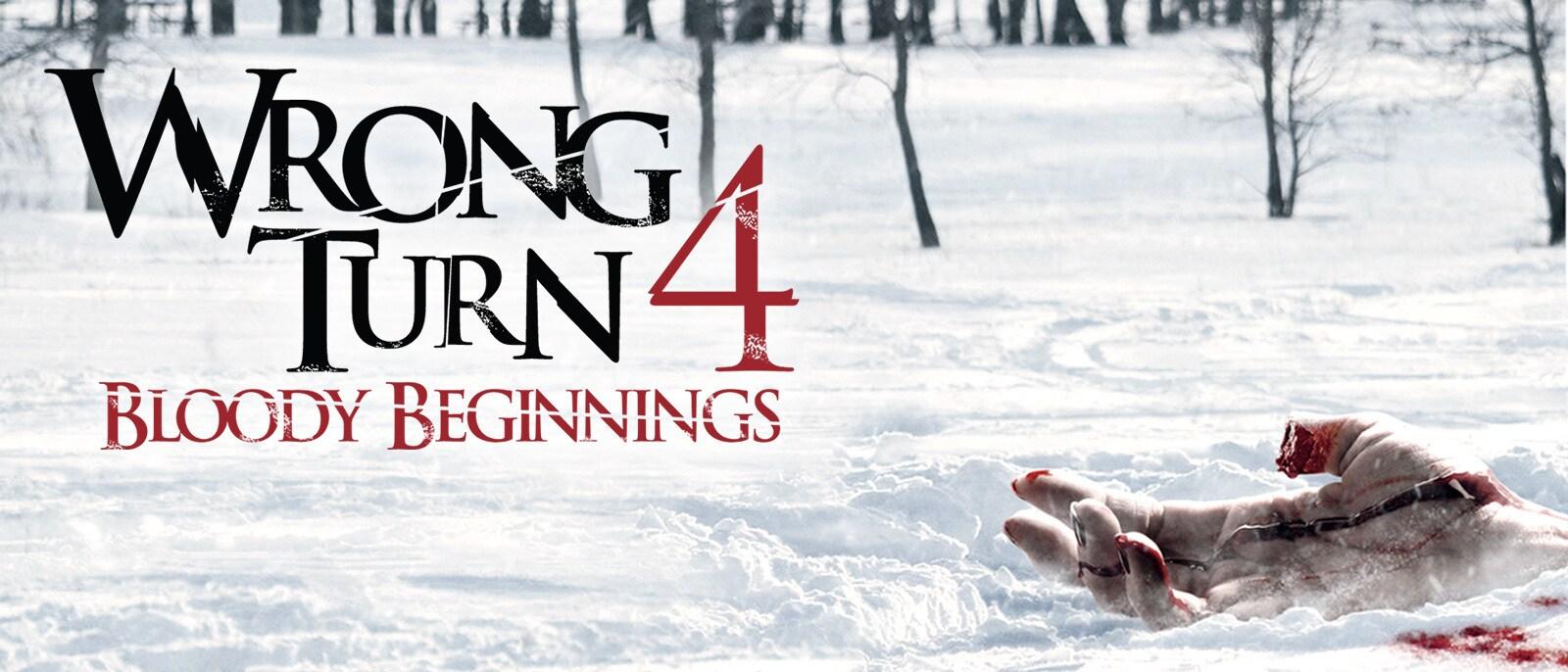 Wrong Turn 4: Bloody Beginnings Hero