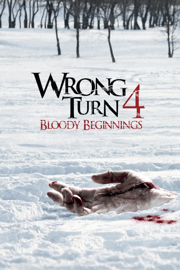 Wrong Turn 4: Bloody Beginnings movie poster