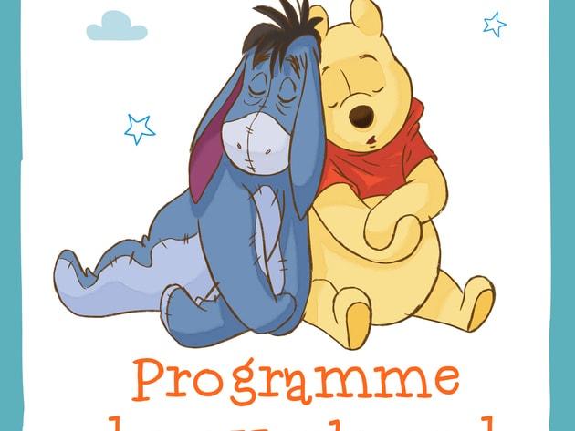 """Les bons mots de Winnie - Au travail : """"Programme du week-end"""""""
