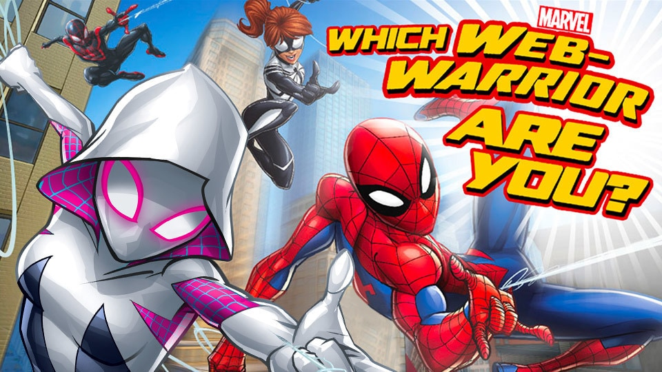 Which Web Warrior are You?