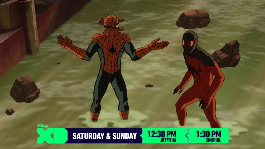 Ultimate Spider-Man Vs. The Sinister 6 Sneak Peek 2