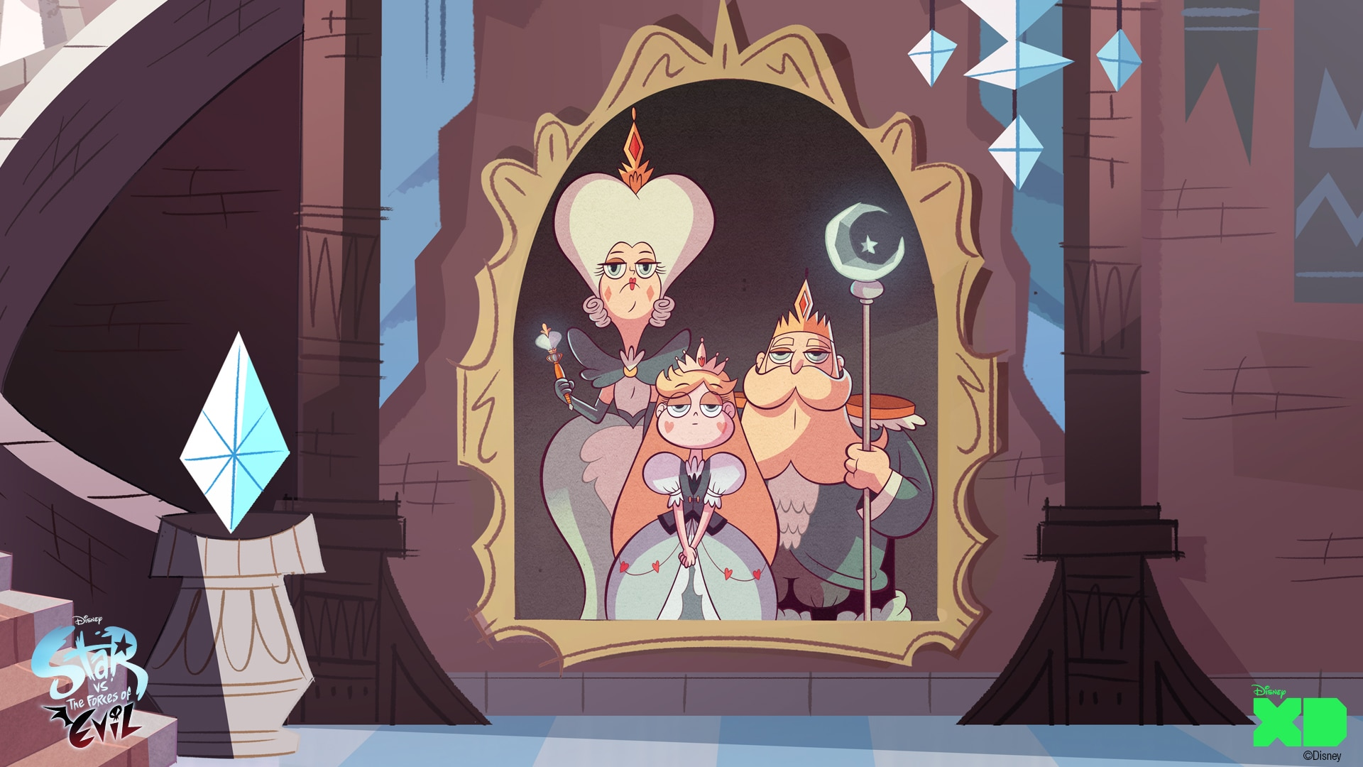 Star vs. the Forces of Evil background