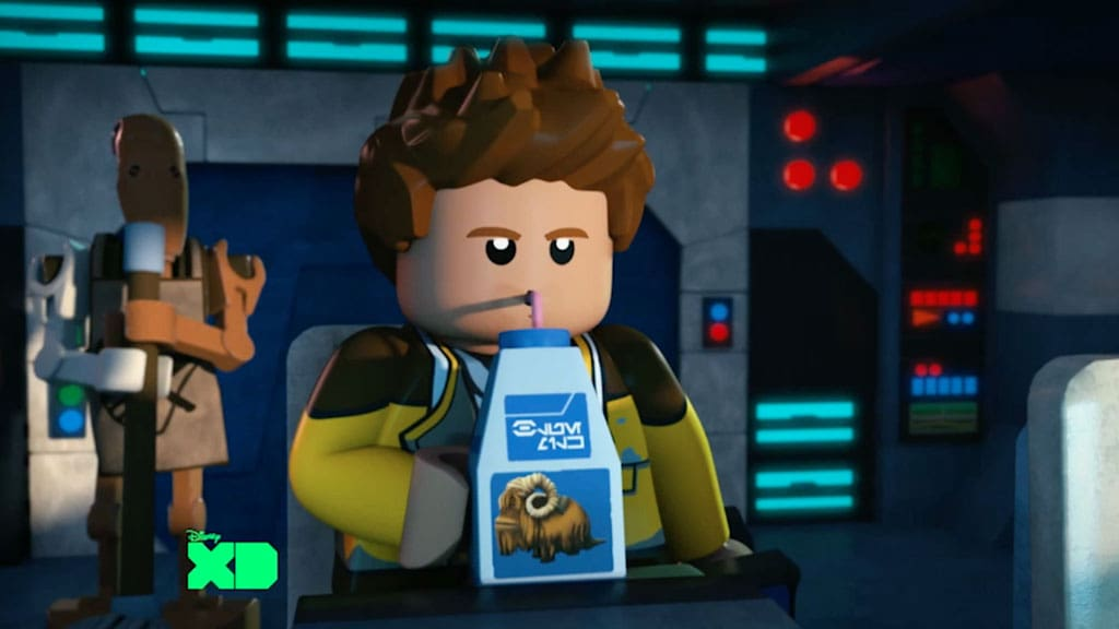 LEGO Star Wars: Freemaker Adventures | The Story