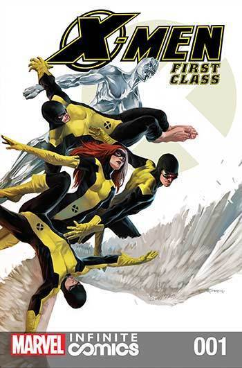 X-men: First Class #01