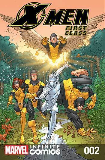 X-Men: First Class #02