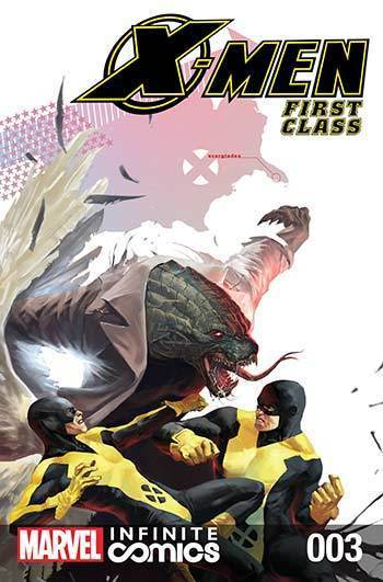 X-men: First Class #03