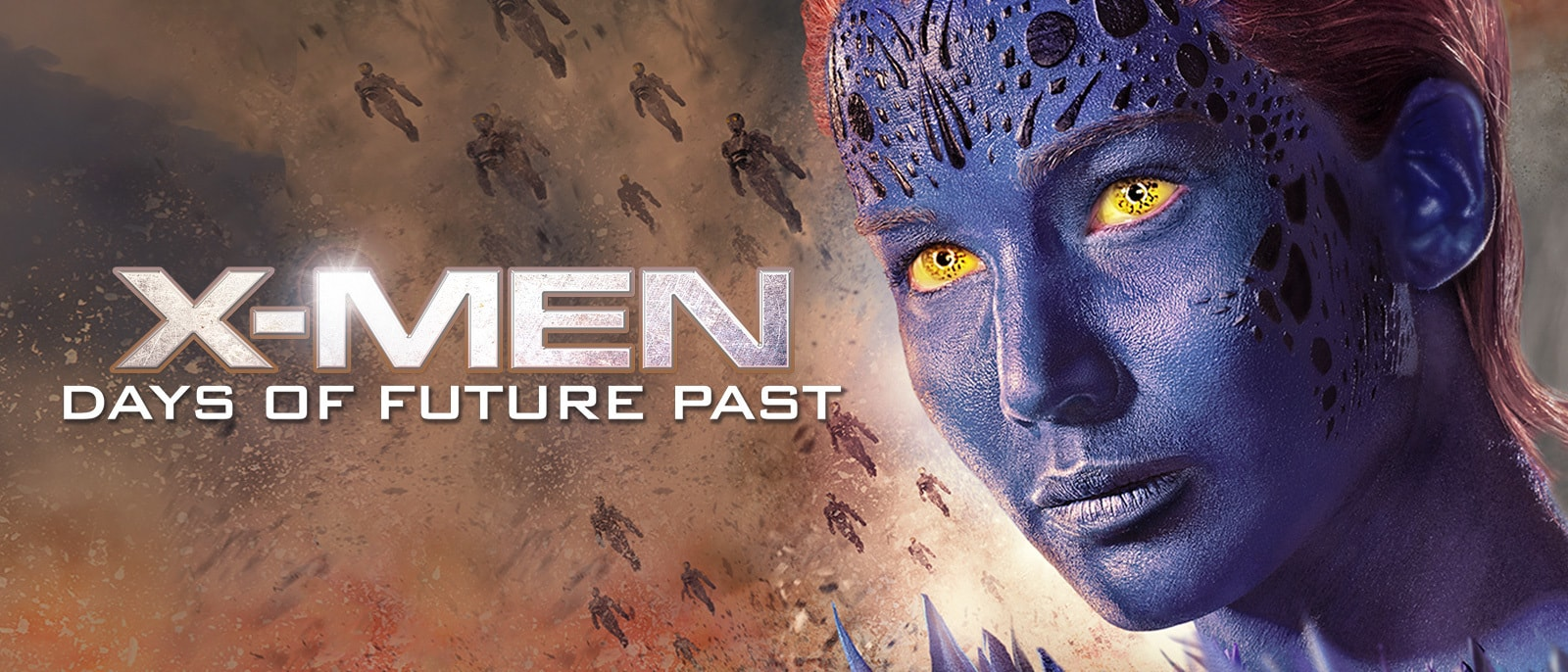 X-Men: Days of Future Past Hero