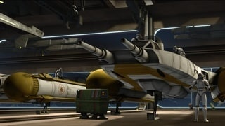 Y-wing Starfighter History Gallery