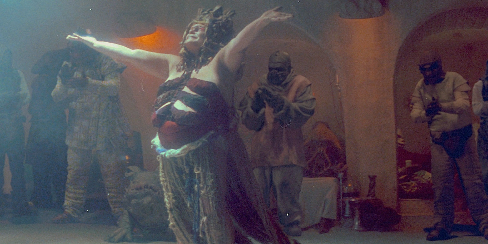 Yarna d'al' Gargan | StarWars.com Jabba The Hutt And Oola
