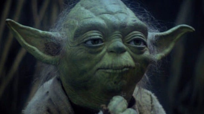 The Best Yoda Quotes of All Time, According to You