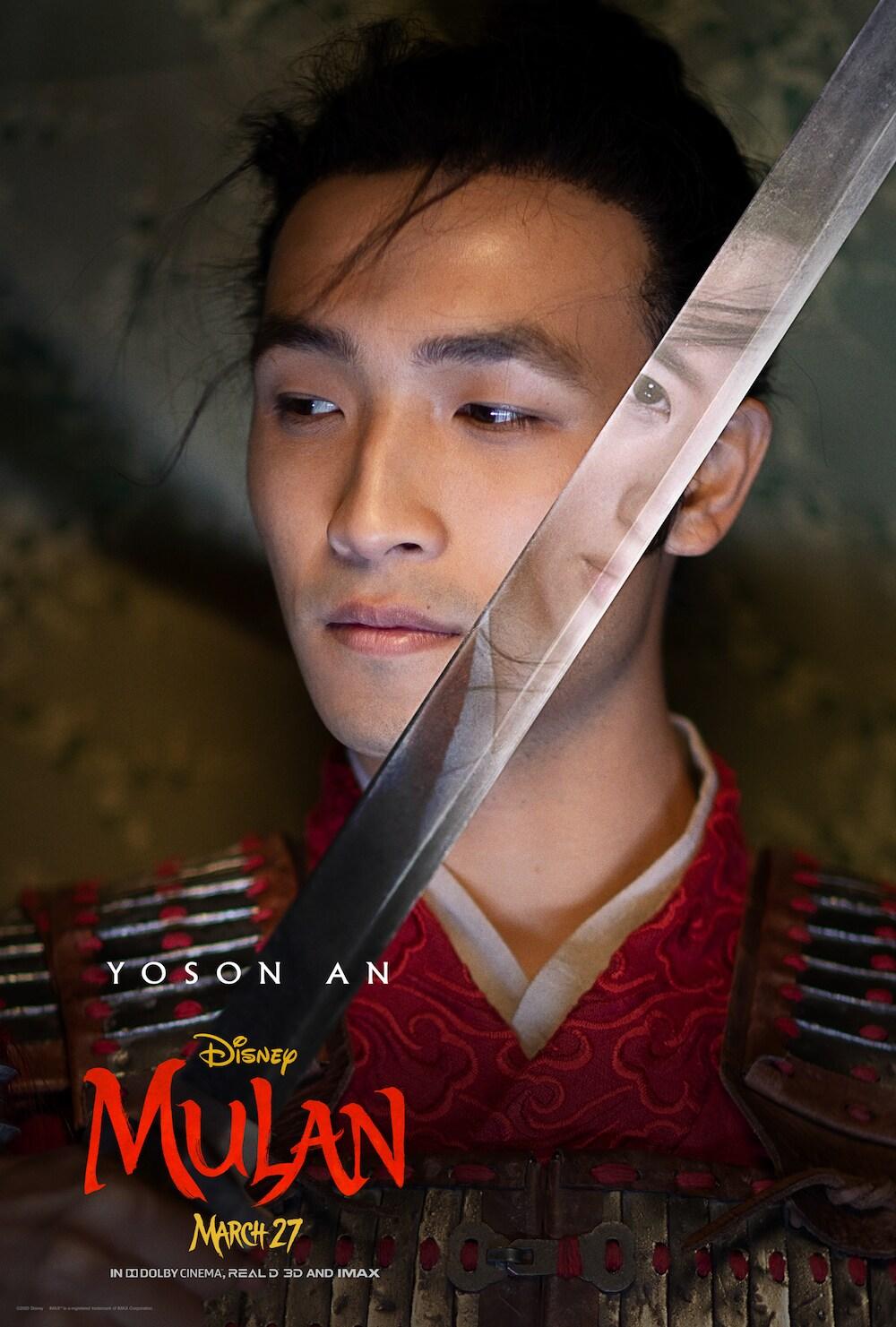 Yoson An as Honghui