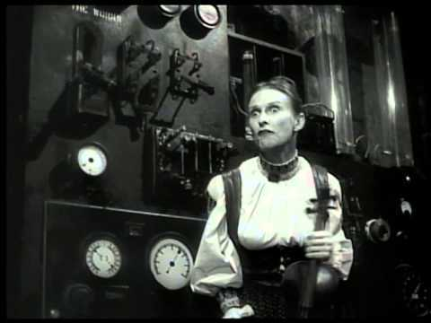 """Actress Cloris Leachman in the movie """"Young Frankenstein"""""""
