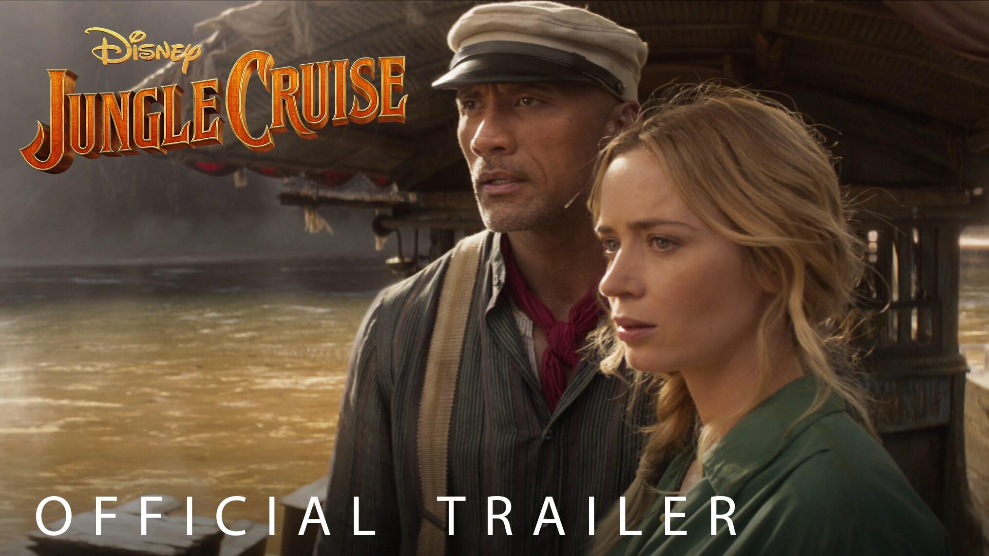 Disney's Jungle Cruise – New Trailer