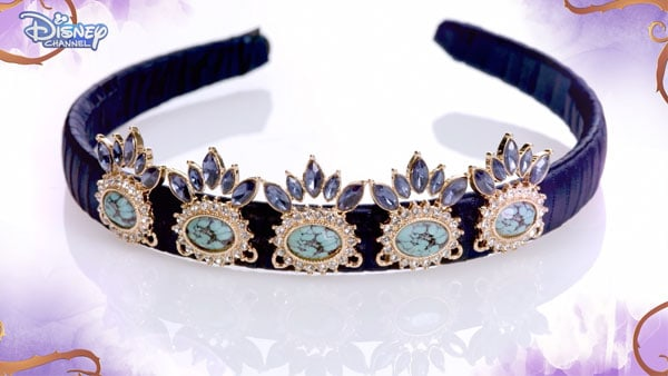 Accessorised Tutorial: Jewelled Headband